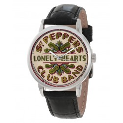 Sergeant Pepper's Lonely Hearts Club Band The Beatles Important Collectible Wrist Watch