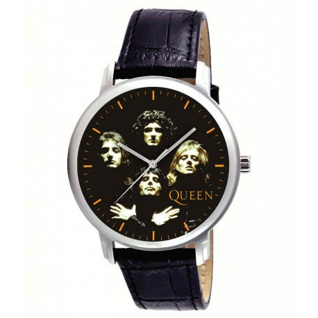 Queen! Vintage Bohemian Rhapsody Art Cult Classic Wrist Watch