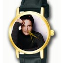 Donny Osmond Vintage Collectible Heart-throb Art Unisex Solid Brass Wrist Watch