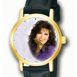 Marie Osmond - Collectible Fan Art Unisex Wrist Watch