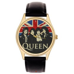 "Queen! Vintage ""Night at the Opera"" Concert Art Collectible 40 mm Wrist Watch"