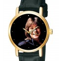 David Cassidy Classic Pop Art Solid Brass Collectible Ladies' Wrist Watch