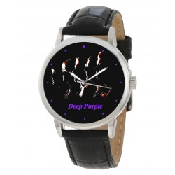 Deep Purple Classic Vintage Heavy Metal Art Wrist Watch
