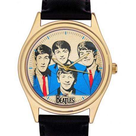 The Beatles Wrist Watch, Rare 1960s Sepia Pop Art, 40 mm