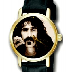 Frank Zappa Pop Art Collectible Unisex Wrist Watch