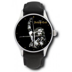 Jethro Tull. Ian Anderson Concert Art Collectible Wrist Watch