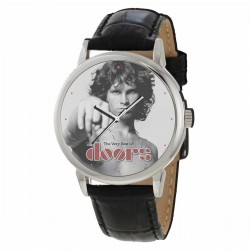 Jim Morrison Light my Fire Art, The Doors Collectible Wrist Watch