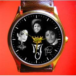 MICHAEL JACKSON - Collectible Unisex Wrist Watch