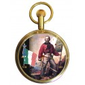 Garibaldi Pocket Watch Italian Nationalism. Orologio da tasca nasionalismo italiano