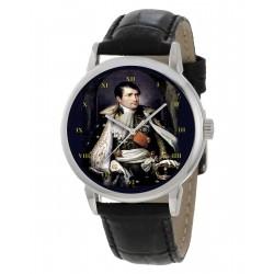 Napoleon Bonaparte Wrist Watch French Nationalism. Montre bracelet