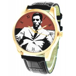 The Godfather, Al Pacino, Vintage Hollywood Cult Art Collectible Wrist Watch