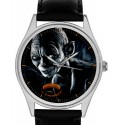 Gollum, Original Art Lord of the Rings Iconography Collectible Wrist Watch