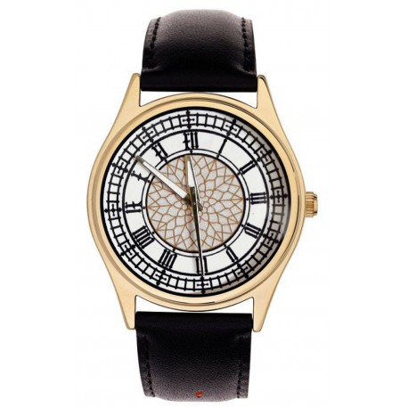 The Big Ben Dial Wrist Watch. Classic Anglophilia / British Iconography Collectible Wrist Watch