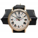 Westend Railway Regulator Steam Engine Locomotive Art Collectible Wrist Watch