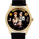 Rare Monty Python Iconography Caricature Art Collectible Wrist Watch