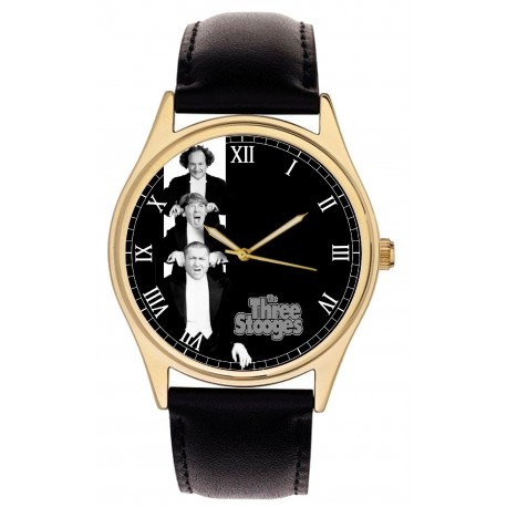 The Three Stooges, Classic Collectible Wrist Watch