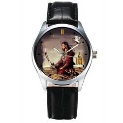 The Great Khan, Chengiz Khan / Genghis Khan Collectible Wrist Watch