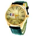 Eiffel Tower Paris Collectible Wrist Watch. Montre de Bracelet. La Tour Eiffel