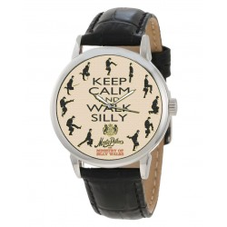 Monty Python Ministry of Silly Walks Collectible Wrist Watch