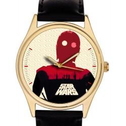 Star Wars Original Poster Art C-3PO Robot Meme Iconographic Art Collectible Wrist Watch