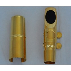 Super Jazz Metal Mouthpiece For Alto Saxophone Eb Sax Mouth