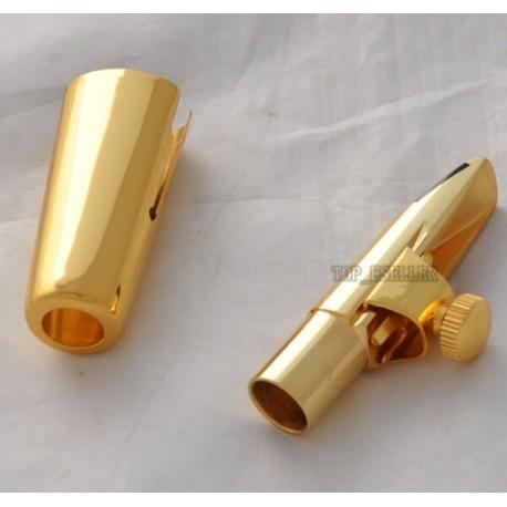 Perfect Metal Soprano Saxophone Mouthpiece Sax New sz 7