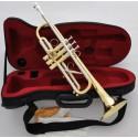 Professional JINYIN Super Trumpet Horn German Design 5'' Bell Monel Valve