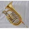 Professional Gold Eb Sopranino Sax Saxophone Low Bb to high E With ABALONE Keys