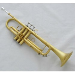 Trumpet Bb Sultry Matte Finish High Grade Brass Keys Horn With Case