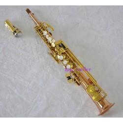 Professional Eb Sopranino SAX saxopohone Phosphor Brass Saxofon high E