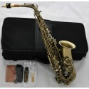 Professional Antique 54 Reference Alto Saxophone Sax With Case Metal Mouthpiece