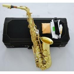 Professional Original Brass Alto Saxophone Customized sax Case