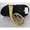 Professional Superbrass Gold 4 Rotary Valve Euphonium Bb horn White Copper Cylinder