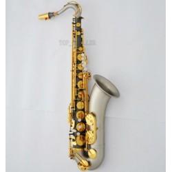 Professional Customized Tenor Saxophone High F# Sax Bb Saxofon Case