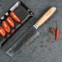 6.5'' Chef Knife Japanese 67 Layer Damascus Stainless Steel Knife Kitchen Nakiri