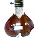 Classic Cutaway Design Electric-Acoustic SITAR. Pro-Grade Studio Version
