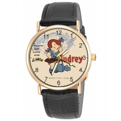 LITTLE AUDREY - Vintage Comic Art Girls' Wrist Watch
