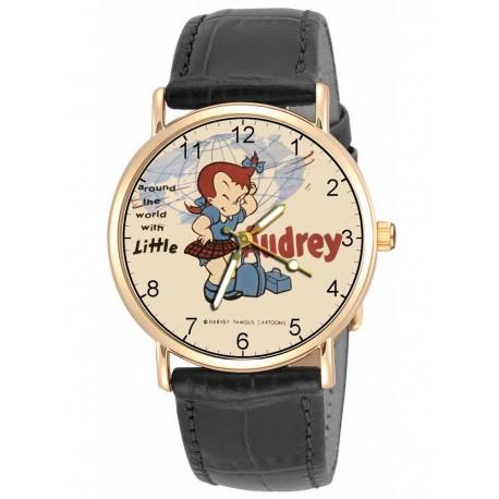LITTLE AUDREY - Vintage Comic Art Girls' Wrist Watch